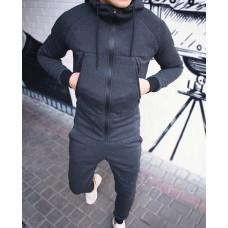 Спортивный мужской костюм (теплый) 1406