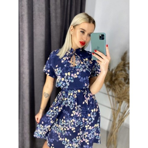 Платье 7171 р 42-52