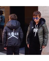 "Двухсторонняя демисезонная курточка ""Jordan"" (подросток) 2206"