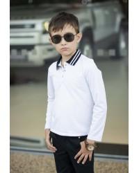 Рубашка-поло подросток 2065