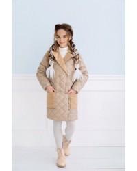 Пальто 4445