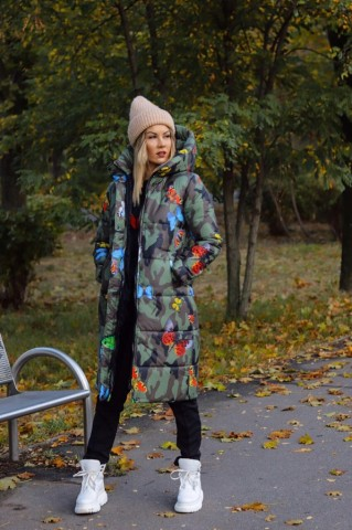Курточка зимняя 246-4