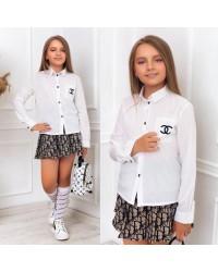 Блуза Шанель 853