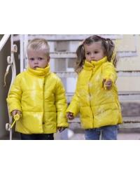 """Демисезонная куртка """" Moncler"""" детская 2048"""